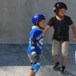 スケートボードスクール14