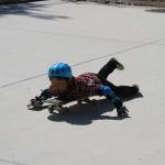 スケートボードスクールにて16
