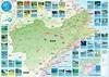 四国の右下観光マップ