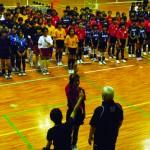 バレーボール大会1