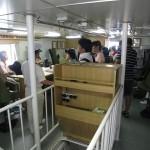 巡視船体験航海3