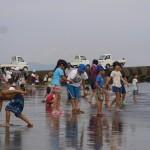和田島渚の夏祭り1