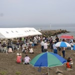 和田島渚の夏祭り9