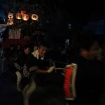 橘の海正八幡神社秋祭り1