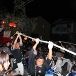 橘の海正八幡神社秋祭り8
