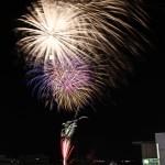 横須花火大会2