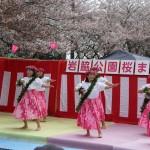 岩脇公園桜まつり8