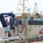 海面清掃船みずき1