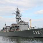 護衛艦「せんだい」体験航海9