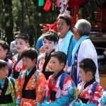 大里八幡神社秋祭り2