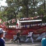 大里八幡神社秋祭り3