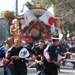 大里八幡神社秋祭り4