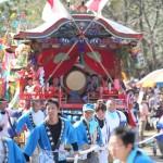 大里八幡神社秋祭り5