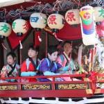 大里八幡神社秋祭り6